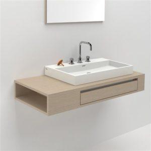 vasque à poser salle de bains