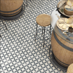 carrelage imitation carreaux ciment