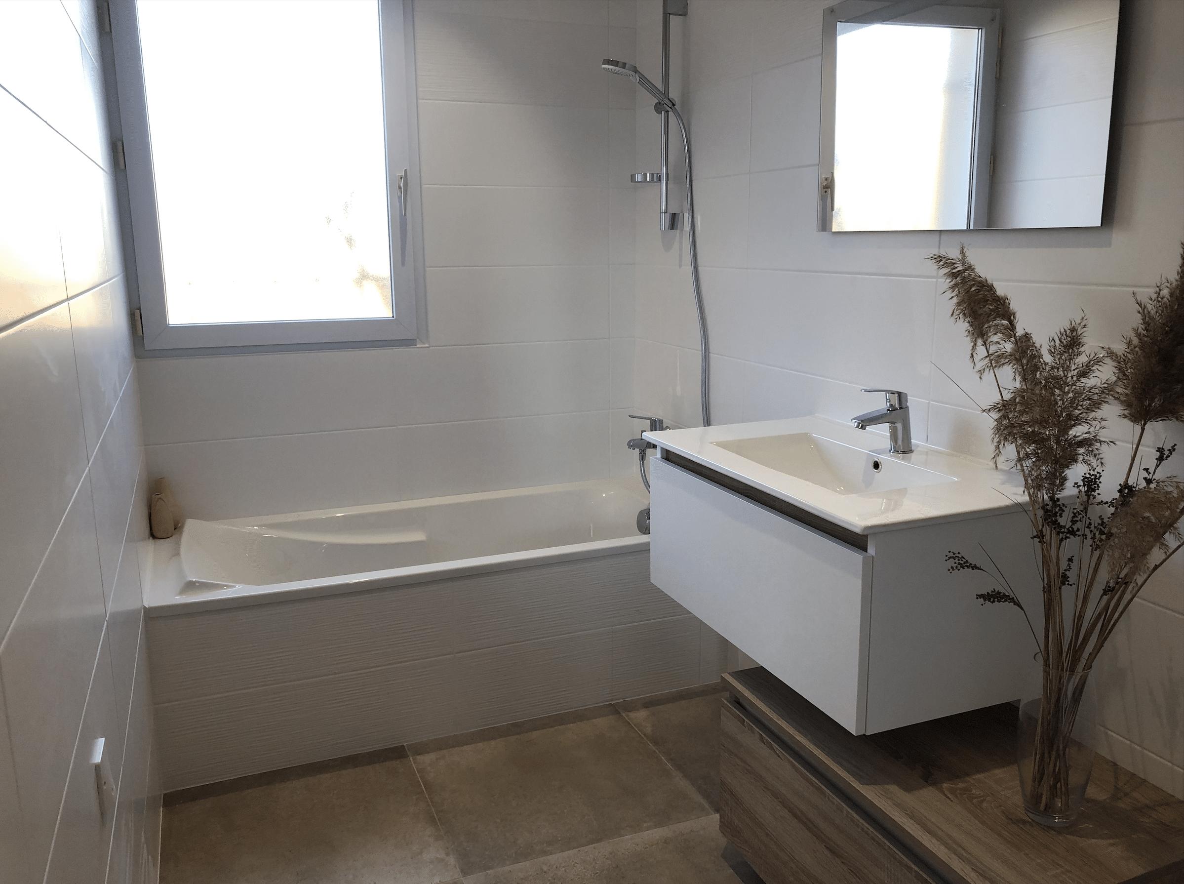Rénovation intérieure d'une résidence privée