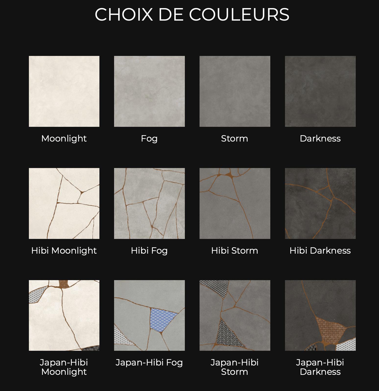 Carrelage choix de décors et textures Oléron